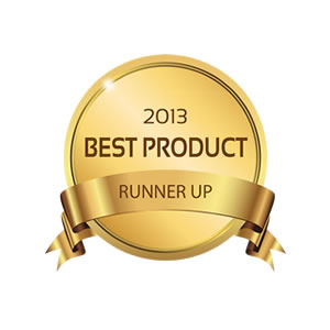 Best Product Award 2013