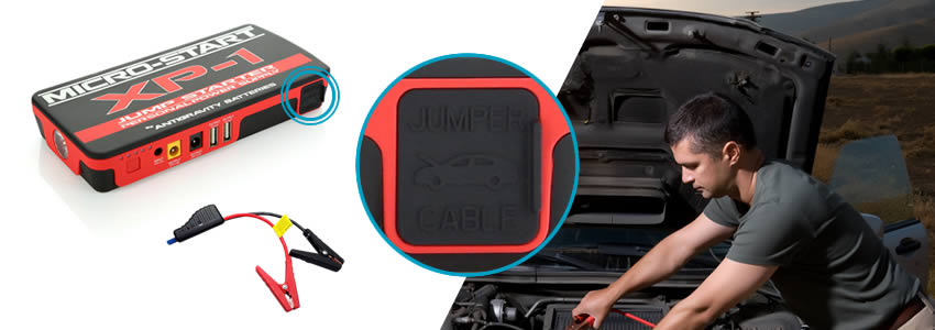 High-Power Jump-Start Function