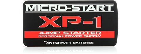 XP-1 Micro-Start Power Bank