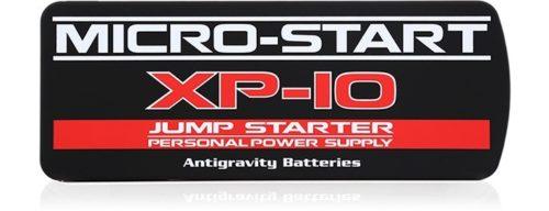 MICRO-START RATED BEST JUMPSTARTER