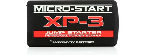 XP-3 Micro-Start Power Bank